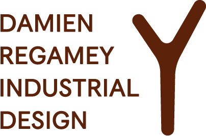 DAMIEN REGAMEY INDUSTRIAL DESIGN